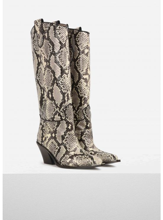 water snake boots