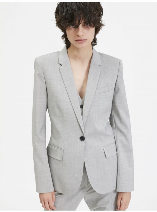 Alpaga suit jacket