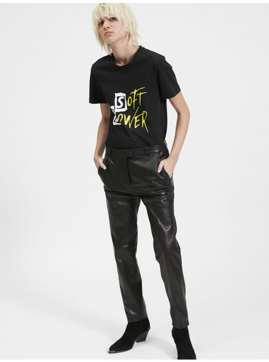 Soft Power graphic Tee-shirt