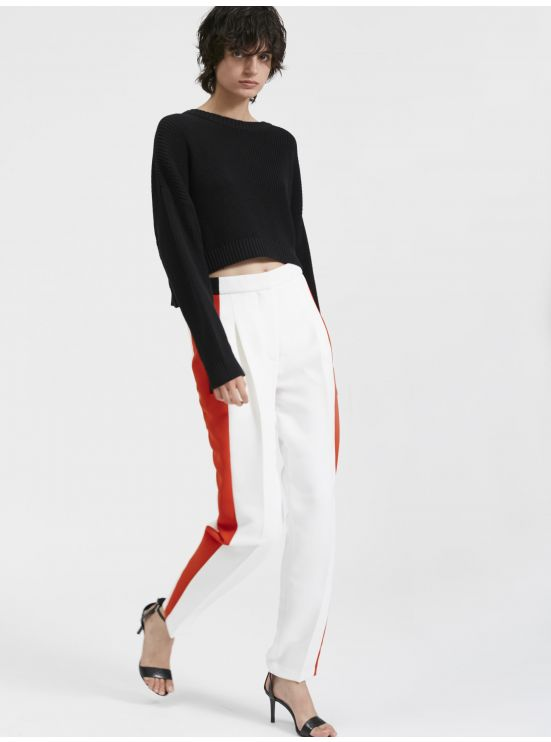 Graphic trousers