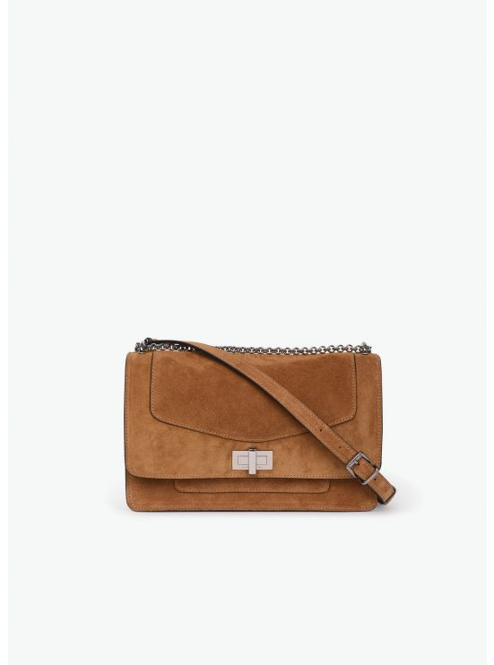 Suede Roxy bag