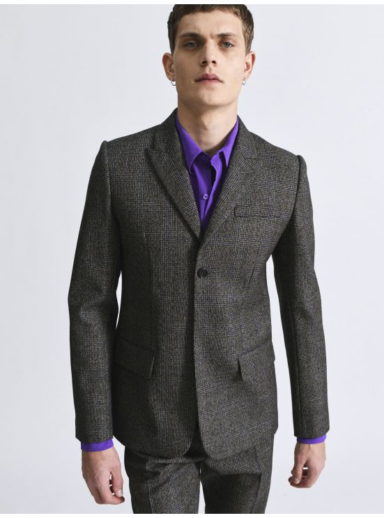 Tailored Prince of Wales jacket