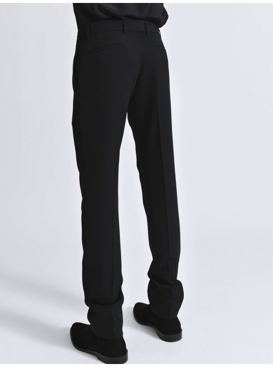 Tailored Grain de Poudre trousers