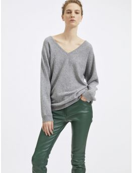 2 in 1  cashmere sweater