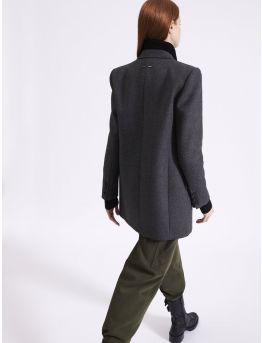 Wool tailored jacket