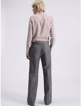 Large alpaca trousers