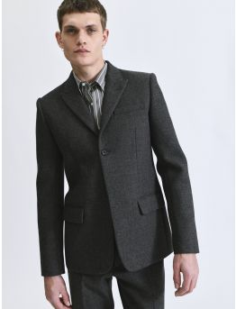 Tailored Shetland Cordura jacket